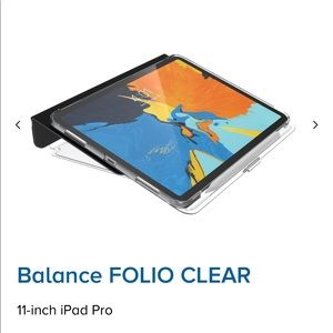 SPECK - Balance FOLIO CLEAR for iPad Pro 11 inch